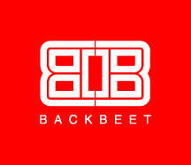 KP Studio design: Backbeet website