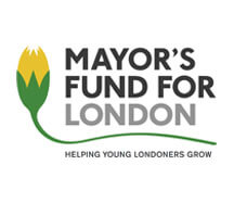 KP Studio design: Mayors Fund email